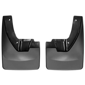 MUD GUARD-DODGE1500 (09-19) 2500 / 3500 10 / C FRONT W / FLARES